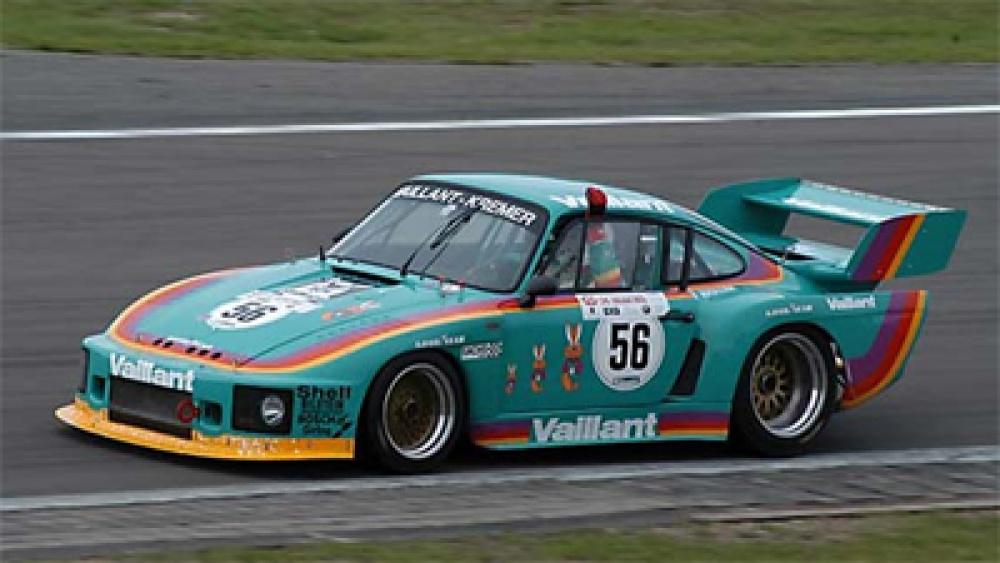 1977 Porsche 935 K2 turbo 1:18