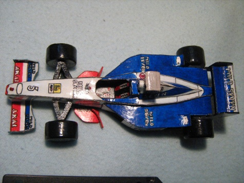 1998 Benetton B198 F1
