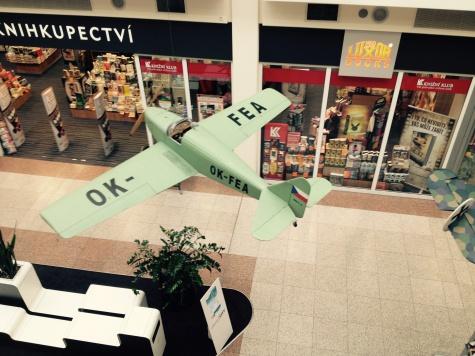Výstava Letadel Olomouc
