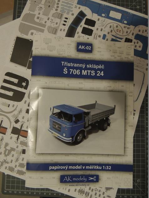Škoda 706 MTS 24