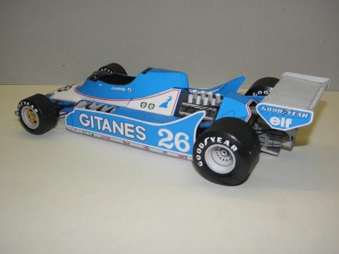 Ligier JS11, 1979, J.Laffite
