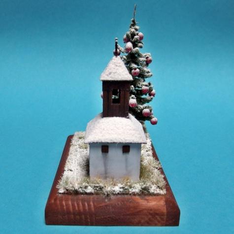Zvonica z obce Klokočov - Vianočný œpeciál