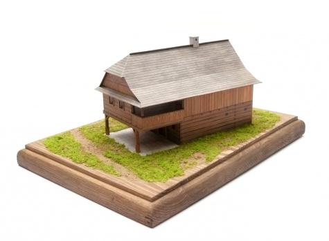 Billův m욝anský dům