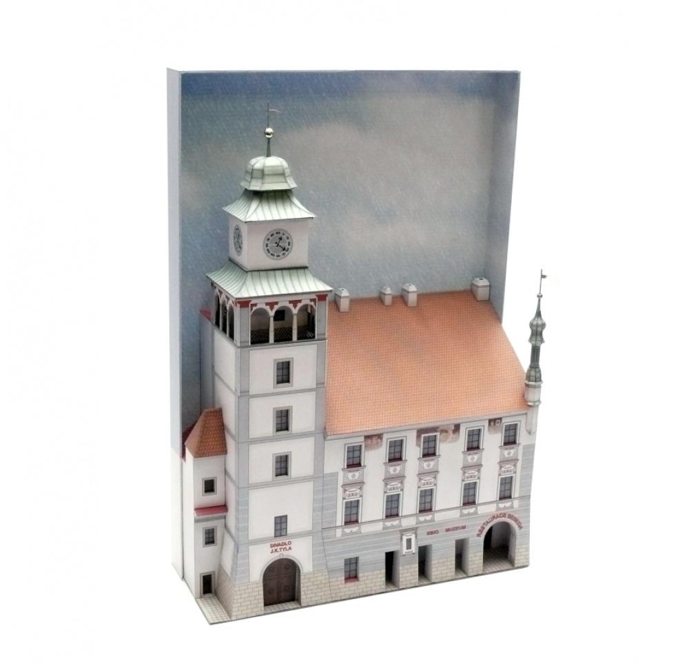 Věž staré radnice, Třeboň