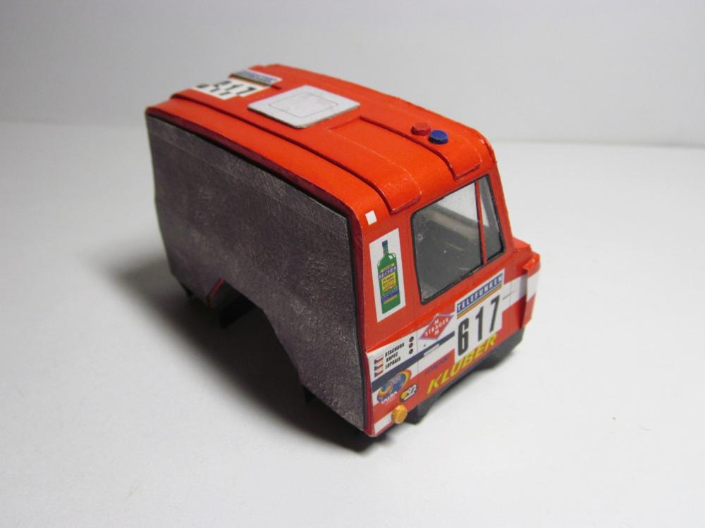 Tatra 815 VD 10 300 4x4 1987