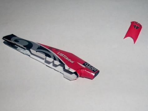 Virgin VR-01 2010 - Timo Glock