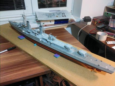 Königsberg / MODELIK / 1:200