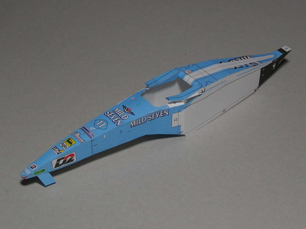 Benetton B200