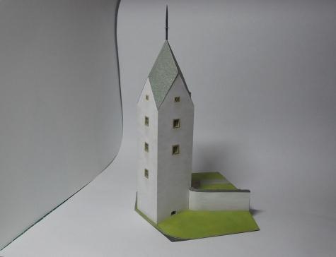 Černá věž, Drahanovice