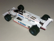 Fittipaldi F8C - Keke Rosberg - GP Nìmecko 1981