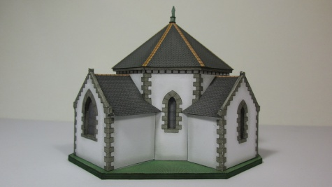 Chapelle Notre-Dame-de-la-Cote - Penvins