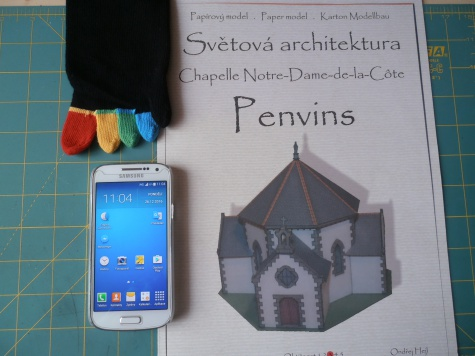 Chapelle Notre -Dame-de-la-Cote Penvins