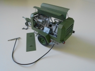 DK 661 - pøívìsový kompresor- mladší typ