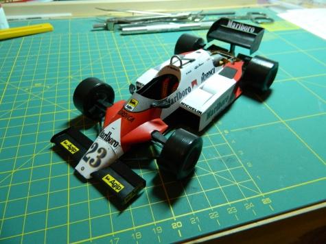ALFA ROMEO 183T  M.Baldi GP Kanady 1983
