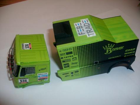 Liaz 4x4 M. Spáčil 2013