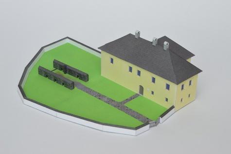 Kastiel v Radoli