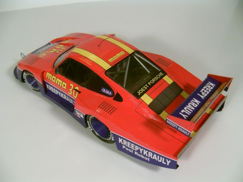 Porsche 935/81, Sears Point 3 Hours,