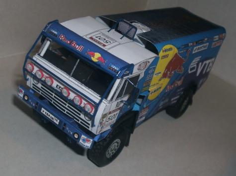 KAMAZ 4326-9 Dakar 2009