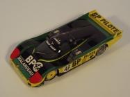 Porsche 956, John Fitzpatrick Racing, Le Mans 1983