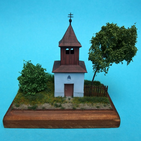 Zvonica z Budatínskej Lehoty