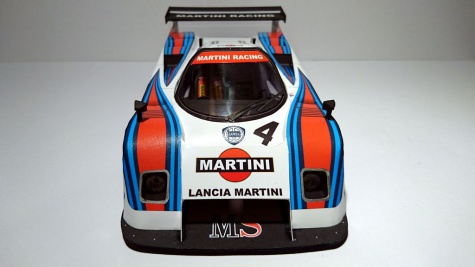 Lancia LC2 -  1000 km Kyalami 1983