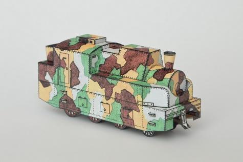 Pancierový vlak SNP