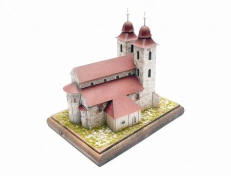 Kostel Nanebevzetí p. Marie, Tismice