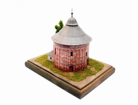 Rotunda svätej Margity Antiochijskej, Šivetice