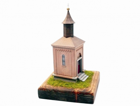 Kaplička ve Lhotě u Semil (Chuchelna)