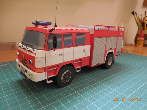 Tatra 815 4x4 CAS 24