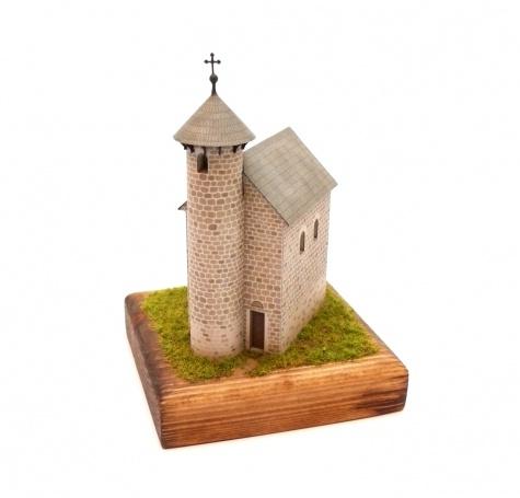 Kostel sv. Michala archanjela - Vežký Klíž