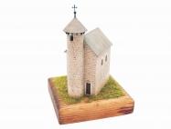 Kostel sv. Michala archanjela - Ve¾ký Klíž