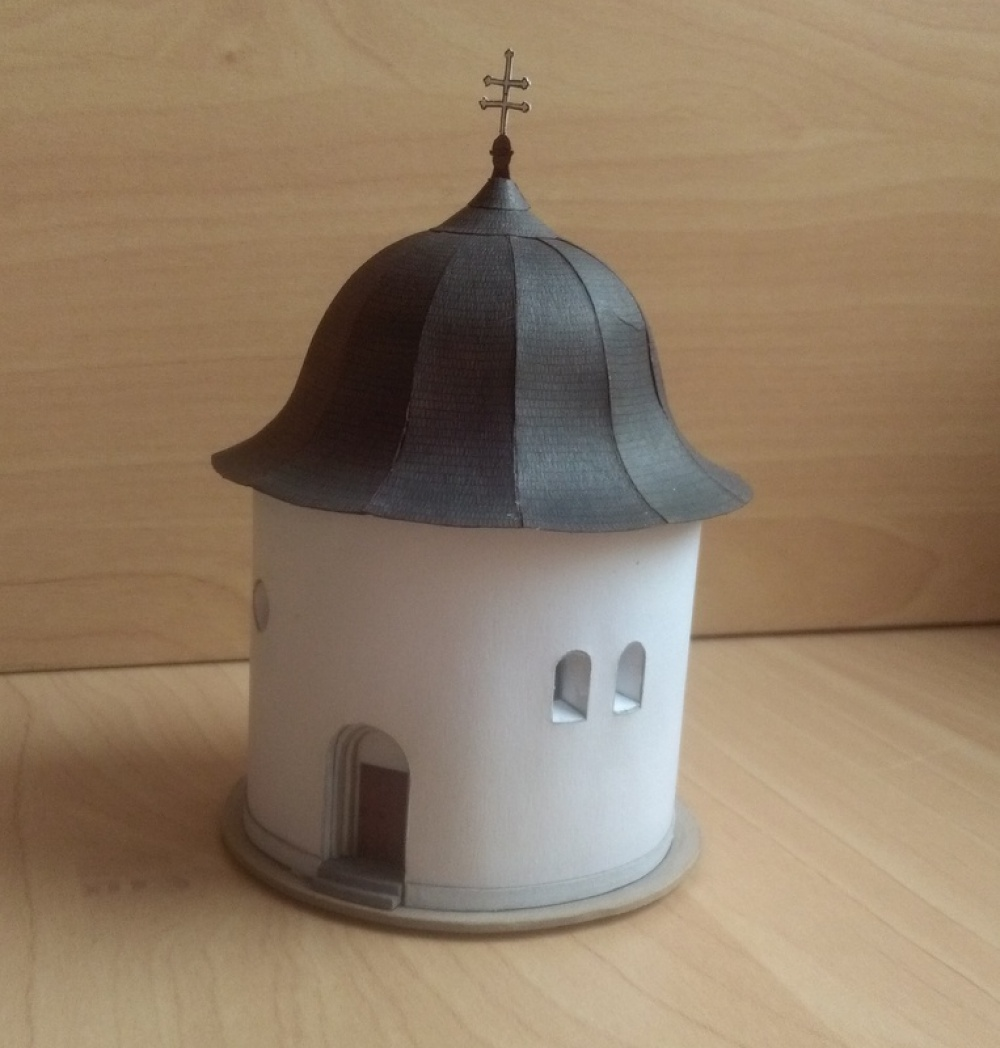 Rotunda dvanástich apoštolov Bíňa