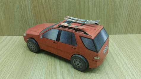 Terénní automobil