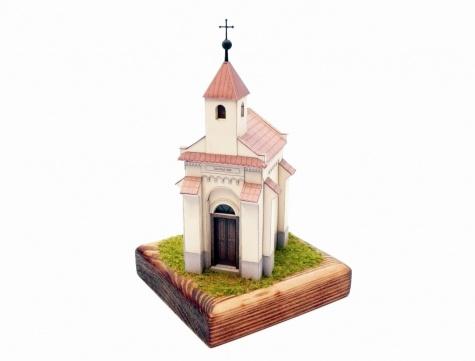 Kaple sv. Gothadra, Velké Přílepy