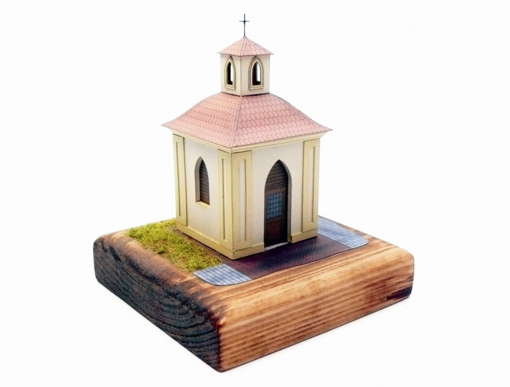 Kaplička Střešovice