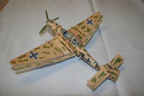 Junkers JU-87 B Trop