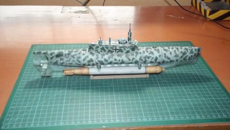 ponorka U-boot  Seehund
