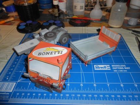 BONETTI  FX100/35E5