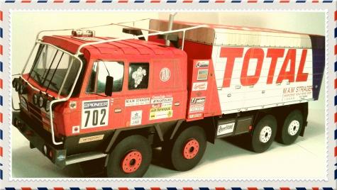 Tatra 815 VT 26 265 8x8 Totalka