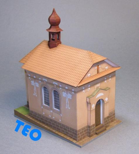 Kaple sv.Patra a Pavla