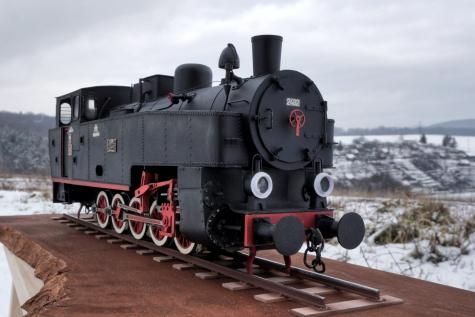Parna lokomotiva Tw29