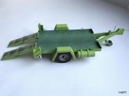 Locust L752 a pøívìsný vozík