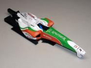 Force India VJM02 - Giancarlo Fisichella - 2009