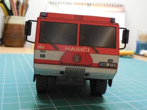 TATRA CAS30-S3R TATRA815-7