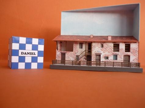 rodný dům Dona Bosca Becchi