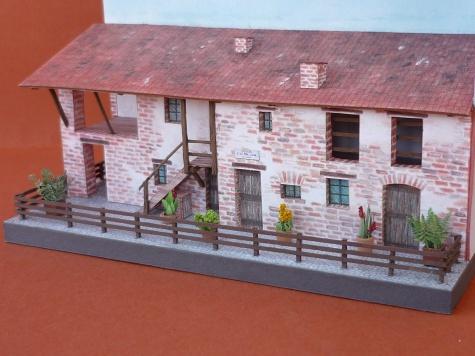rodný dům Dona Bosca - Becchi