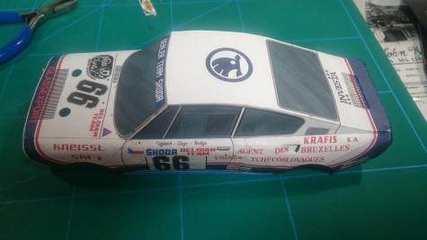 Skoda 130 RS - Zolder 1980