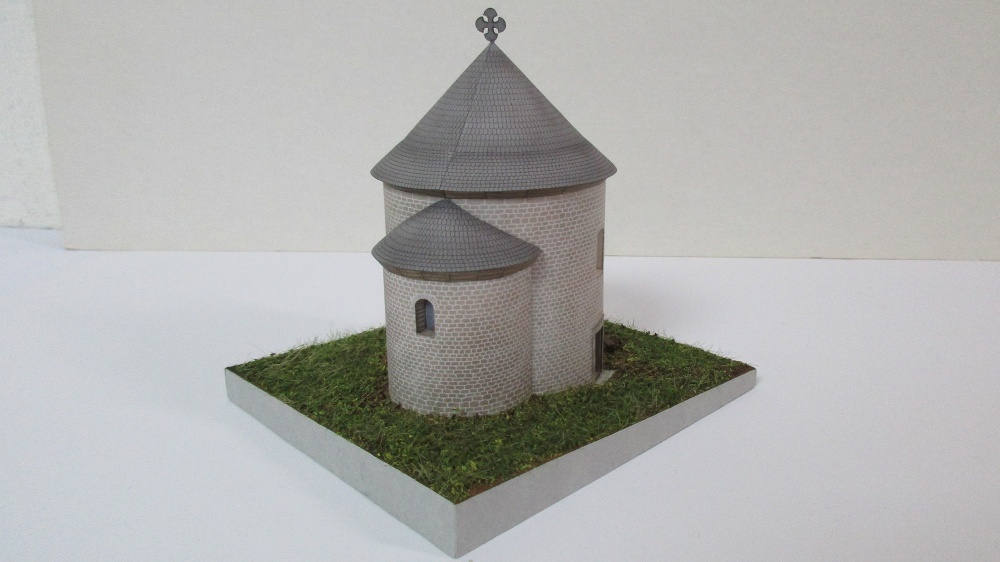 Rotunda sv. Petra a Pavla - Starý Plzenec