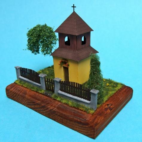 Zvonica z Dolného Vadičova